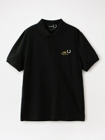 【SALE/30%OFF】LOVELESS 【FRED PERRY×RAF SIMONS】MEN SLIM FIT POLO SHIRT SM8121 ラブレス カットソー ポロシャツ ブラック【送料無料】