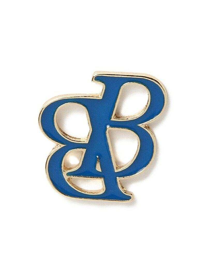 【SALE/40%OFF】BEAMS BOY O.BBロゴPINS ビームス ウイメン アクセサリー【RBA_S】【RBA_E】