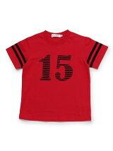 15ナンバリングTシャツ