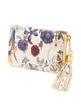 ヴィンテージフラワーミニ財布