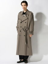 MAXI OVERSIZED TRENCH COAT