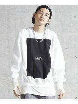 """【U】GD クルースウェット """"MID"""""""