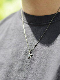 rehacer rehacer:Natural Stone Star Necklace レアセル アクセサリー