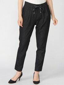 【SALE/50%OFF】MJ/(W)Relax Pants Knit Denim/33171027 ディヴィニーク パンツ/ジーンズ【RBA_S】【RBA_E】【送料無料】