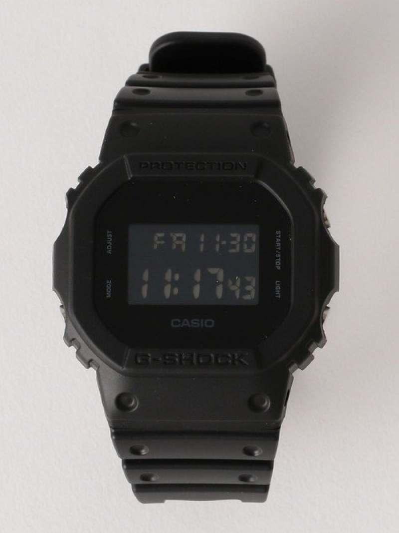 BEAUTY & YOUTH UNITED ARROWS <G-SHOCK> DW-5600BB-1JF/腕時計 ビューティ&ユース ユナイテッドアローズ ファッショングッズ【送料無料】