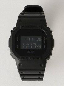 BEAUTY & YOUTH UNITED ARROWS <G-SHOCK>SolidColorsDW-5600BB-1JF/ソリッドカラーズ腕時計 ビューティ&ユース ユナイテッドアローズ ファッショングッズ 腕時計 ブラック【送料無料】