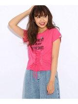 【香音コラボ】コルセットTシャツ