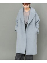 ロングシャギーコート