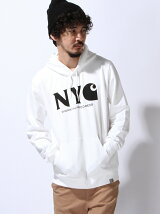 HOODED NEW YORK CITY SWEATSHIRT