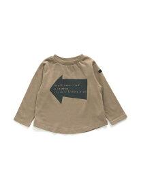 BREEZE ネット限定アイコンTシャツ エフオーオンラインストア カットソー Tシャツ ベージュ グレー ホワイト グリーン ネイビー ピンク