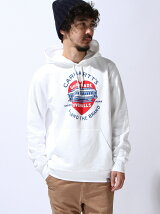 HOODED DEMAND SWEATSHIRT