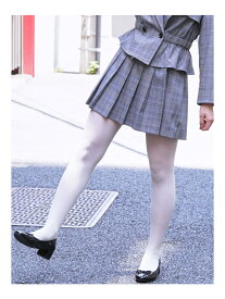dazzlin ラッププリーツ台形ミニスカート ダズリン スカート プリーツスカート/ギャザースカート グレー ベージュ【送料無料】