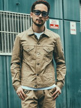 BORN FREE LEX CHINO JACKET