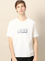 BY BLOOM ロゴ Tシャツ