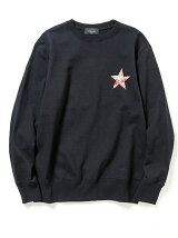 rehacerSTAND:Flower Star HW Sweat CS