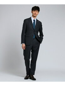 【SALE/50%OFF】TAKEO KIKUCHI 【PNJ】番千取2Bスーツ[メンズスーツ] タケオキクチ カットソー アンサンブル/ツインセット グレー ネイビー【送料無料】
