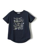パリモチーフTシャツ