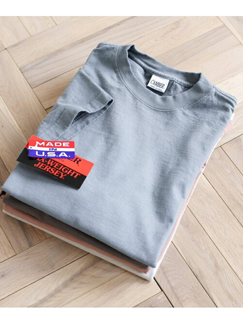 【別注】CAMBER×DOORS 8oz MAX WEIGHT T-SHIRTS