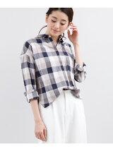 【WEB限定大きいサイズ】バックロングシャツ
