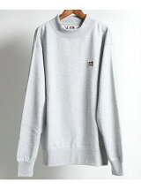 BEN DAVIS/MOCK NECK SWEAT