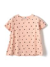 ネコ総柄Tシャツ