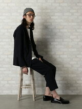 (M)メリル360°ストレッチパンツ(日本限定)【関西コレクションにて着用】