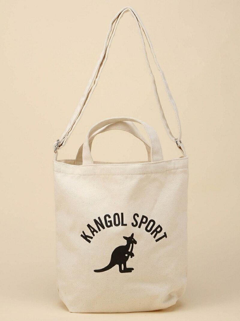 (M)別注KANGOL SPORT2WAYミニショルダーバッグ ウィゴー バッグ