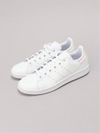 adidas Originals (K)STAN SMITH J アディダス シューズ キッズシューズ ホワイト【送料無料】