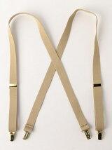 <Suspender Factory of San Francisco>ソリッドカラーサスペンダー
