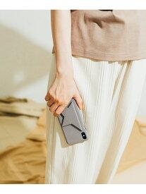 【SALE/40%OFF】URBAN RESEARCH 【WEB限定】HashibamiスターミラーiphoneケースX アーバンリサーチ ファッショングッズ 携帯ケース/アクセサリー グレー シルバー