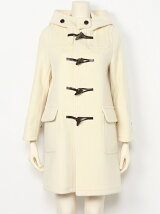 pile meltonduffle coat