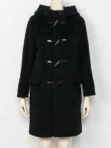 pile meltonduffle coat
