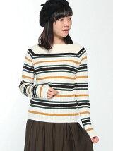 RETRO GIRL/ボートネック NT
