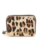 LEOPARD SHORT WALLET