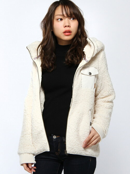 (W)CLOUD PARKA