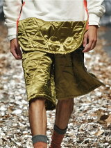 QUILTING SHORTS