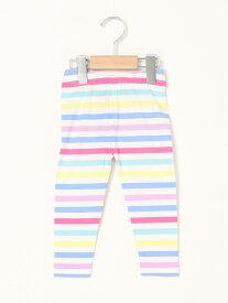 【SALE/25%OFF】GAP (K)V-SP PTF LGN ギャップ パンツ/ジーンズ キッズパンツ ホワイト ピンク