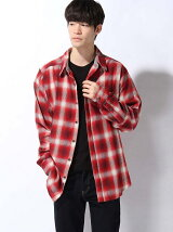 (M)FAIRFAX FLANNEL L/S