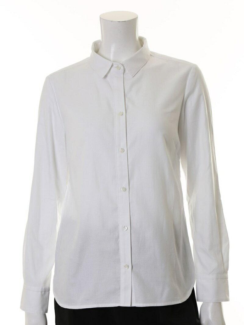 CLEAR IMPRESSION ベーシックコットンシャツ クリアインプレッション シャツ/ブラウス【送料無料】