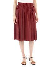 <リバーシブル>オータムカラースカート