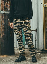 LEX TIGER CAMO PANTS