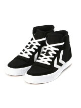 hummel/(U) STADIL RMX HIGH BLACK