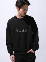 """【U】GD クルースウェット """"fuzz"""""""