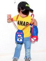 KIDS キャラクター巾着袋