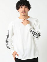 【カタログ掲載】CHARI&CO × BEAMS T / Be Sexy Long Sleeve