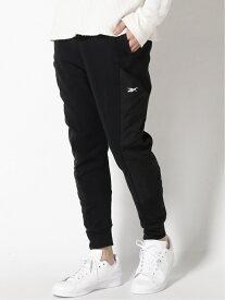 【SALE/60%OFF】Reebok (M)TS Knit-Woven Jogger リーボック スポーツ/水着 スポーツウェア ブラック グレー