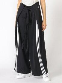 adidas Originals パンツ [PANTS] アディダスオリジナルス アディダス パンツ/ジーンズ ワイド/バギーパンツ ブラック【送料無料】