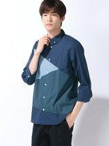 (M)7Sブルークレイジーシャツ