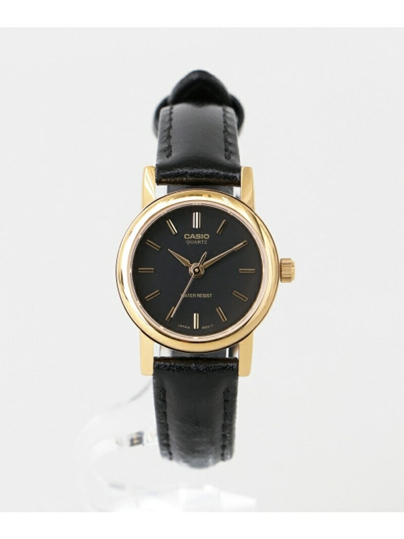 DOORS CASIO Analog Leather Watch アーバンリサーチドアーズ ファッショングッズ【送料無料】
