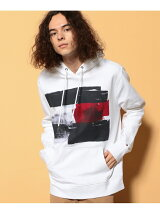 (M)TOMMY HILFIGER(トミーヒルフィガー) フラッグフォトプリントパーカー